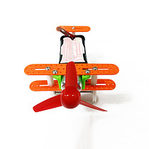 Feichao Electric Taxiing Plane Science Technology Production Student Science Experiment Handmade Material Science Model DIY Invention