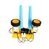 Feichao Technology Making Ball Machine Ball Launcher Model Primary School Science Maker DIY Assembly Materials