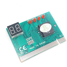 XT-XINTE 1PC 2 Digit PCI Post Card LCD Display PC Analyzer Diagnostic Card Motherboard Tester Computer Analysis Networking Tools