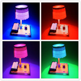 Feichao Creative Colorful Desk Lamp Color Change LED Series Circuit Experiment Primary School Student Manual Technology​ Production
