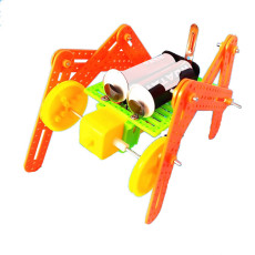Feichao Crawling Robot Scientific Experiment Manual DIY Electric Model Assembly Material