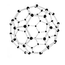 Feichao Buck60 Ball C60 Molecular Structure Model Carbon 60 Model Footballene Chemical Experiment Teaching Equipment