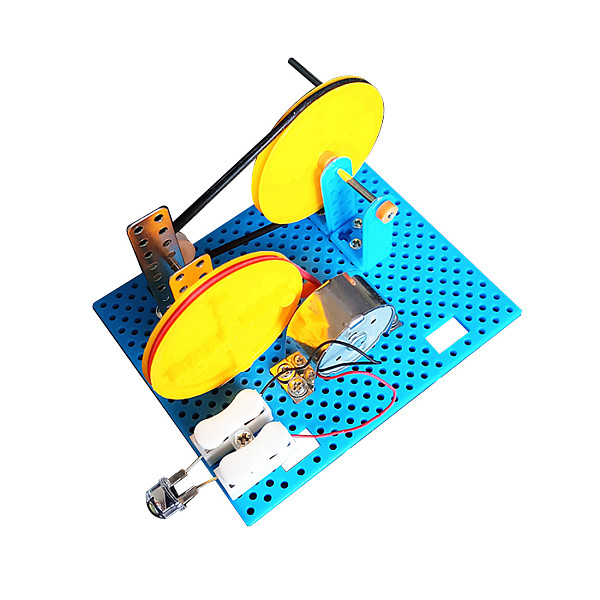 Feichao Hand-cranked Generator Model Electromagnetic Physics Experiment Equipment DIY Toys