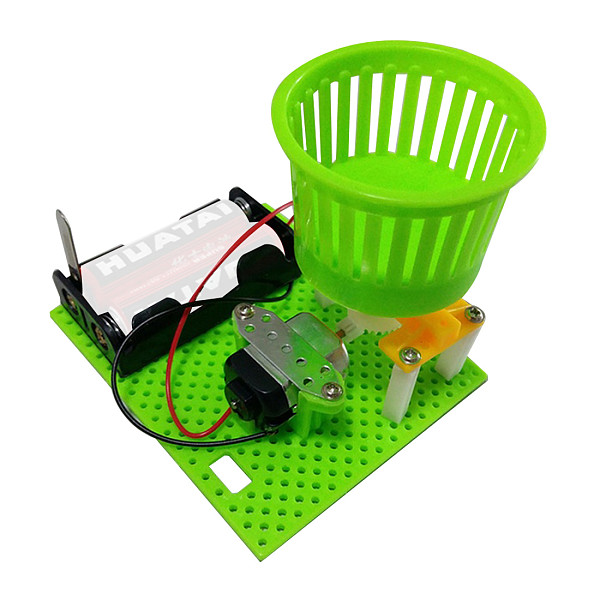 Feichao Spinning Bucket Centrifuge Science Technology Production Students Scientific Experiments Handmade DIY Toys