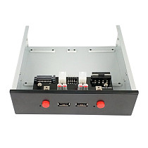 XT-XINTE Drive Switch with HDD Power Control Switch Hard Drive Selector SATA For Desktop PC Computer