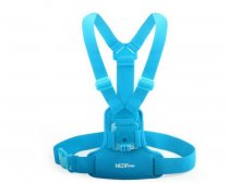 NEOpine GCS-3 Camera Accessories Shoulder Strap For Gopro Hero 4 3+ 3 2 1 Blue GITUP GIT1 GIT2