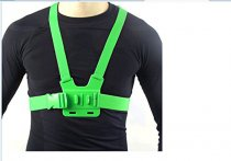 1 Pcs NEOpine GCS-1 Colorful Adjustable Chest Strap For Sports Camera