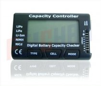 G.T.POWER Digital Battery Capacity Checker , Cell meter For NiCd NiMH , Li-Po,LiFe,Li-lon AKKU  Cellmeter-7