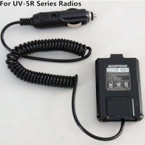 BaoFeng BL-5 Car Battery Eliminator for UV-5R Walkie Talkie