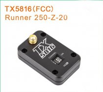 Walkera Runner 250 Spare Parts TX5816(FCC) 5.8G 4CH Transmitter Runner 250-Z-20