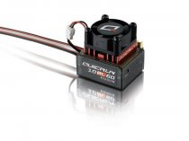 Hobbywing QUICRUN 10BL60 Sensored 60A 2-3S Lipo BEC Speed Controller Brushless ESC for 1/10 1/12 RC Car