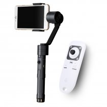 Zhiyun Z1-Smooth-II Handheld Gimbal Stabilizer With Remote controller for smartphone in 6.5 Mount for Gopro 4