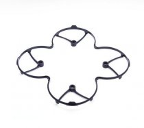5pcs RC Helicopter Quadcopter Propeller Blades Protection Guard Cover Black for Hubsan X4 H107L Toy