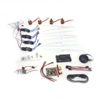 4-Aix Helicopter Accessory Kit with APM 2.8 GPS for 450 4-Aix RC Drone Quadcopter Hexacopter Multi-Rotor Aircraft