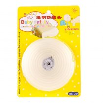 Myoshin U-Shaped 2 Meters Safety Crash Bar Kids Edge Corner Guards Baby Thick Protective Strip