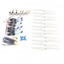 D2212 920KV CW CCW Brushless Motor 30A ESC Propeller Electronic Accessories Set for MultiCopter Hexacopter UFO Heli