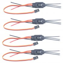 12A 2-3s Brushless ESC Speed Controller for QAV250 FPV KK 260 RC Quadcopter 4-Axis Aircraft Frame(4 pcs/lot )
