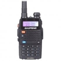 BAOFENG UV-5RC Dual Band 136-174/400-480Mhz Handheld Walkie Talkie Two Way Radio Transceiver