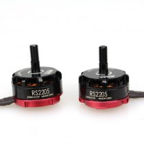 Emax CW CCW RS2205 2300KV 2600KV Brushless Motor for FPV Quad Copter Racing Race Spec Motors