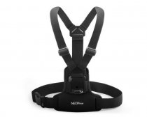 NEOpine GCS-3 Camera Accessories Shoulder Strap For Gopro Hero 4 3+ 3 2 1 Black