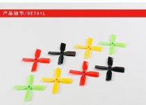 10pairs KINGKONG 3030 3 inch CW CCW Propeller 3x3x4 Violent Props for FPV Drone