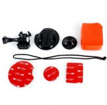 Surfboard Mount Holder Set Kit 8 in 1 for GoPro Hero 3+/3/2/4/5 + Sports Camera