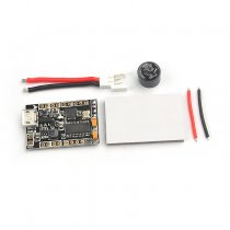 F3 + OSD Brush Flight Control Integrated Betaflight OSD Hollow Cup Indoor Through Flight Control For FPV Racing Drone DI