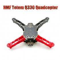 F11797 HMF Totem Q330 Alien Across RC Quadcopter Frame 330mm High-strength Lightweight for DIY Multirotor FPV Drone As F