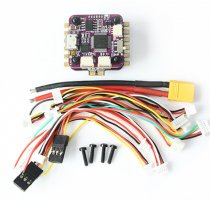 Flycolor Raptor S-Tower 4 in 1 2-3S 12A BLHeli-S ESC Speed Controller with OSD for RC Mini Drone