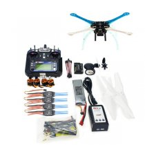 500mm Multi-Rotor Air Frame Full Kit S500-PCB DIY GPS Drone APM2.8 Flysky 2.4G FS-i6 Transmitter Motor ESC