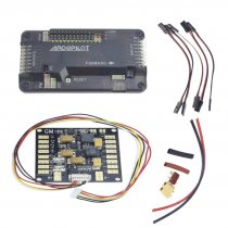 APM 2.8 APM2.8 RC Multicopter Flight Controller Board Compass & ESC Power Distribution Module BEC for FPV RC Drone