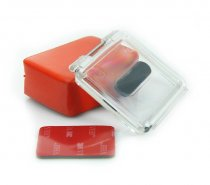 Floaty Float Box 3M Adhesive + Waterproof Backdoor Case Cover for GoPro Hero3 Camera As AFLTY-002 GITUP GIT1 GIT2