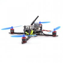 Bat-100 100MM Carbon Fiber DIY FPV Micro Brushless Racing Quadcopter Drone BNF with Frsky/Flysky/DSM-X WFLY RX Receiver