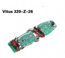 Walkera Vitus 320-Z-26 Motherboard (with controller and receiver) for Vitus 320 Portable Folding Aircraft Quadcopter