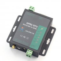 USR-GPRS232-730 RS232 / RS485 GSM Modems Support GSM/GPRS GPRS to Serial Converter DTU Flow Control RTS CTS