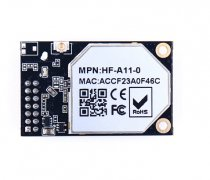 HF-A11 RS232/RS485 to WIFI to Ethernet Module Evaluation Board with WIFI Module