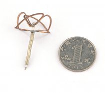 5.8G ultra-small Clover Antenna for FPV Drone Quadcopter Image transmission