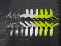 10 Pairs LDARC 3050 3-Blade Propeller 3 Inch CW CCW Props for FPV Racing Drone Quadcopter RC Racer