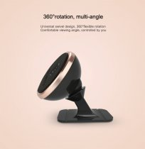 Car Phone Holder 360 Degree GPS Magnetic Mobile Phone Holder for iPhone Samsung