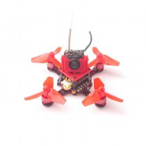 Trainer66 Mini 66mm 1S FPV Racing Drone PNP Kit w/ Flysky DSM2/X Frsky Receiver
