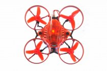 Snapper6 1S Brushless Whoop Racer Drone BNF 5.8G 48CH 700TVL Camera F3 Built-in OSD 65mm Micro FPV Racing RC Drone Quadcopter
