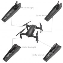 Extended Landing Gear Leg Support Protector Extension Fit For DJI Mavic Air