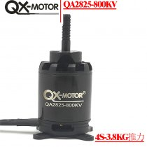 QX-MOTOR QA2825 Brushless Motor 700KV 800KV 850KV CW CCW 3-6S Lipo 55A/10S 4KG Thrust for Fixed Wing Plane RC Quadcopter Parts