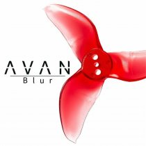 10Pairs Emax AVAN Blur 2 inch 3-blades CW CCW Propeller Props for Babyhawk Racer FPV Mini Drone Quadcopter