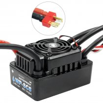 Hobbywing EZRUN WP SC8 T Plug 120A Waterproof Speed Controller Brushless ESC for RC Car Crawler Truck EZRUN-WP-SC8-T