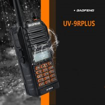 Baofeng BF-UV9R PLUS Waterproof Radio Walkie Talkie VHF UV-9R Handheld Interphone