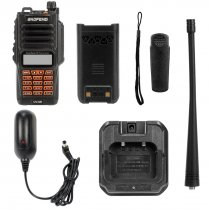 BaoFeng Radio Walkie Talkie BF-UV9R IP67 Waterproof Dual Band 136-174/400-520MHz Ham Radio 5W 10KM UV 9R