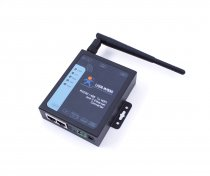 USR-W630 Industrial Serial to WIFI and Ethernet Converter Supports 2 Ethernet Ports, Modbus RTU