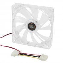 XT-XINTE Large 4Pin 12cm PC Computer fan Cooler LED Cooling Fan 20dBA 12V DC Heatsink for Computer Case CPU Cooler Radiator Blue