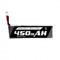 EMAX 1S High Voltage HV 450mah Lipo Battery for Tinyhawk Indoor FPV Racing Drone Quadcopter